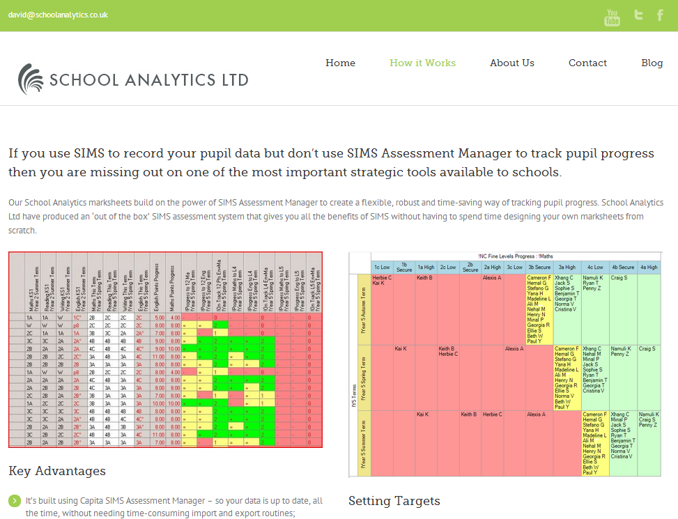 SchoolAnalytics_HomepageScreenshot
