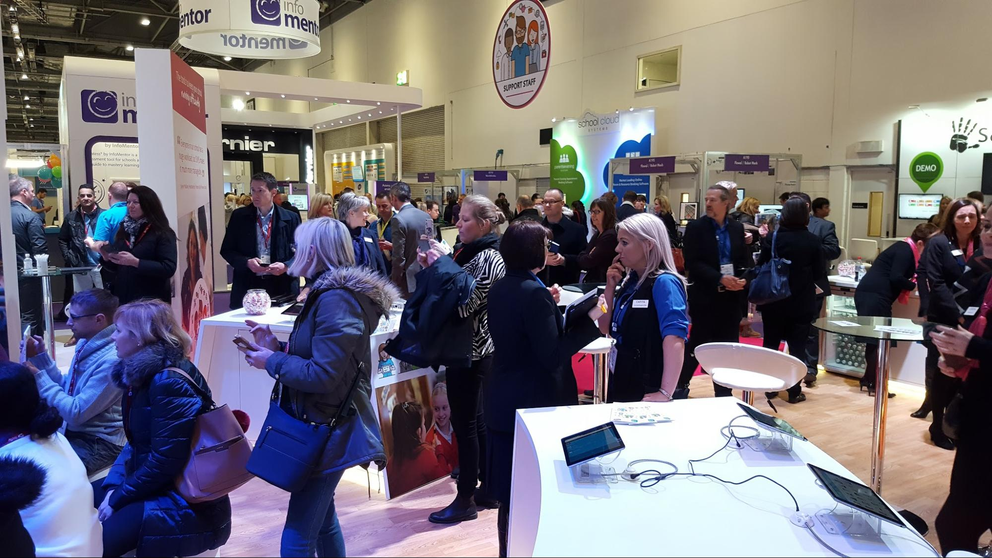 An Overview of Capita SIMS at BETT 2017 - SIMS Assessment Manager Blog
