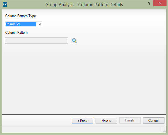 APS Grid Column Pattern