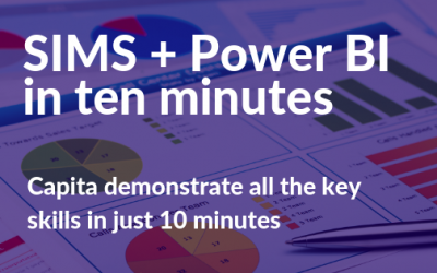 SIMS and Power BI in ten (yes ten!) minutes