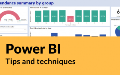 Synchronising Power BI slicers using slicer groups